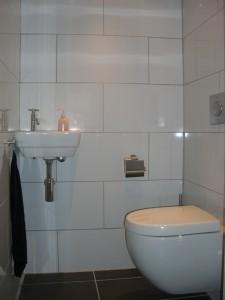 Badkamer in Almelo