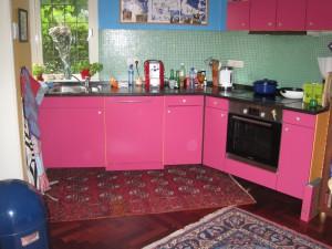 Keuken Hoekopstelling
