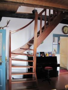 Leveren en plaatsen Trap en traphekken