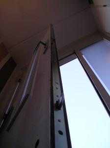 3-puntssluiting deurzijde
