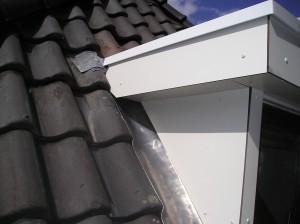 Aanbrengen Arpa (Trespa) Volkernplaat Onderhoudsvrije dakkapel