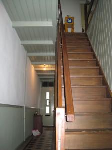 Binnen Schilderwerk incl. Plafond en sierstrip en schrotenwand